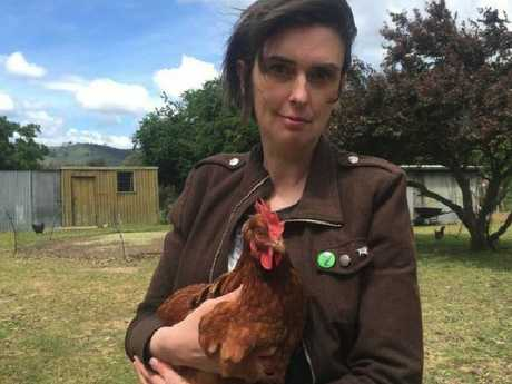 Animal rights campaigner Tamara Keneally gave the shocking footage to Victoria's abattoir regulator.