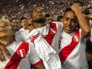 Peru crush Kiwis' World Cup dream