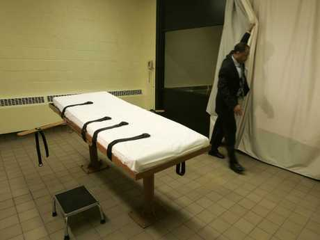 Oklahoma, Ohio and Texas, the nation's busiest death penalty state, have switched to pentobarbital for lethal-injection. Picture: Kiichiro Sato
