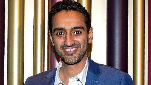 Waleed Aly has been linked to a move back to the ABC. Picture: Mark Dadswell