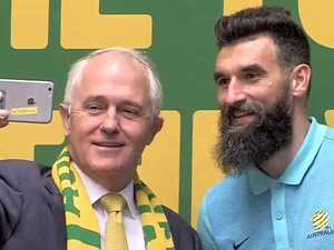 'Anything is possible': Roos World Cup celebrations