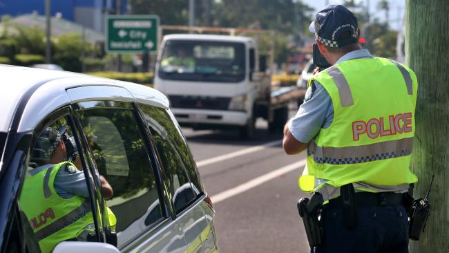Speed cameras, patrol cars and mobile drug testing units will be out ion force across Queensland over the next 24 hours.