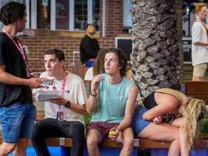 Schoolies: a rite of passage it is not