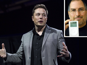 What Elon Musk can't stand about Steve Jobs