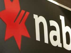 NAB customers not happy as broken safe locks out bank