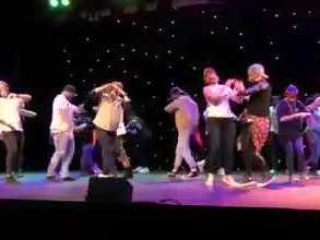 Caloundra SHS teacher's dance