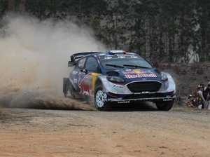 Rally Australia - Pilbara Stage