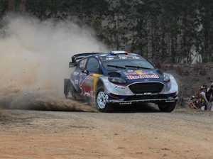 Rally Australia - Pilbara Stage