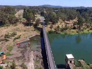 Mt Crosby Weir maintentance