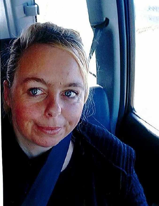 Missing woman Carley Metcalf.