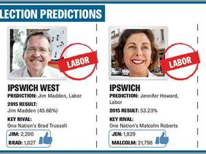 QLD VOTES: Expert reveals his predictions for Ipswich seats