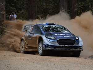 Rally Australia recap