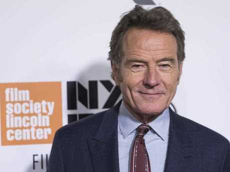 Bryan Cranston attends the world premiere of