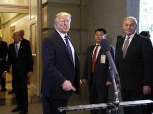 Trump group worth one tenth value previously reported