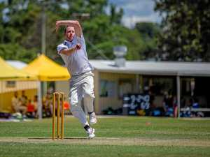 Scores to settle in day-two of local A-Grade cricket
