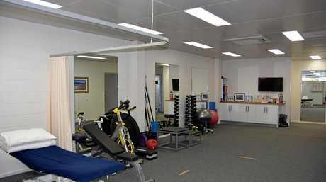 Rockhampton physiotherapy clinic Movement Improvement.