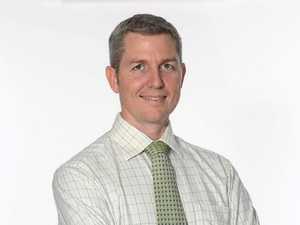 Greens candidate for Maroochydore Daniel Bryar.
