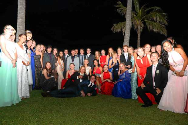 END OF SCHOOL: The Proserpine State High Scholl class of 2017 celebrated the end of school with a formal to remember at the Coral Sea Resort on Wednesday evening.