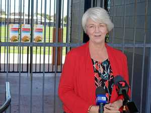 Strelow slams weak funding for the Browne Park expansion