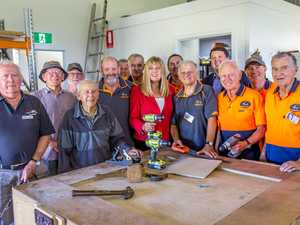Funding boost to Men's Shed security
