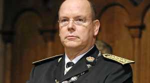 Prince Albert II of Monaco.