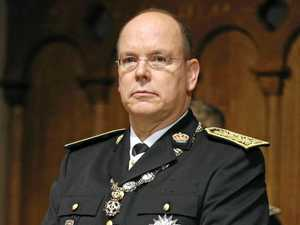 Prince Albert II of Monaco.