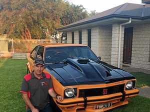 Greg builds his dream car