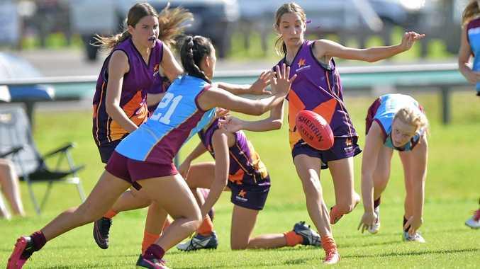 Australian Rules is placing an increasing focus on junior player development.