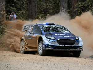 Coffs given thumbs up by WRC champs