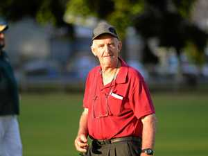 MAN IN THE MIDDLE: Clarence River umpire Bruce Baxter will step on to the SCG for the Plan B Regional Big Bash final next month.