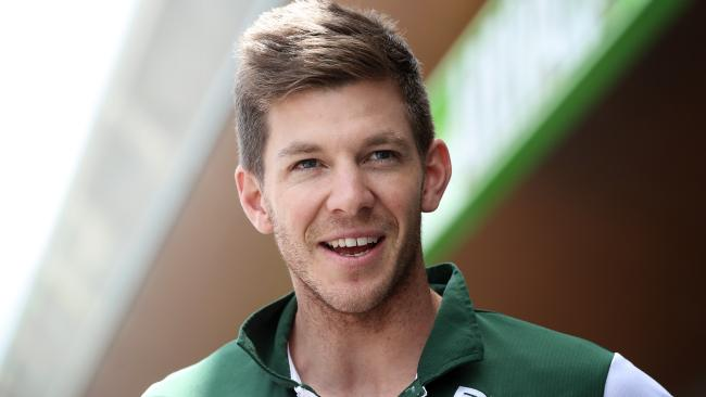 Tasmania's Tim Paine has been called up to the Australian Test team for the Ashes. Picture: LUKE BOWDEN