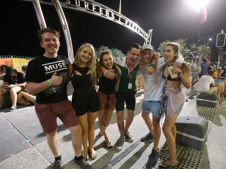 The Gold Coast has long been synonymous with Schoolies trips, but not so much anymore. Picture: Mike Batterham