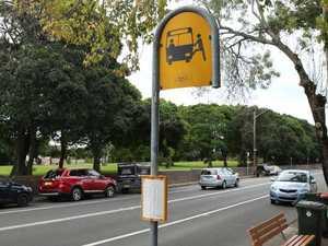 Alleged bus stop masturbation seen by children