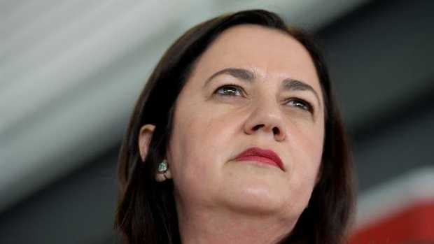 Queensland Premier Annastacia Palaszczuk. Picture: AP/Tracey Nearmy