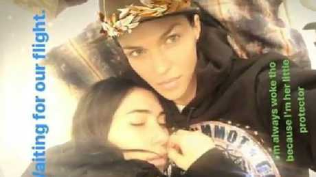 """Ruby Rose and girlfriend Jessica Origliasso: """"I'm her little protector."""""""