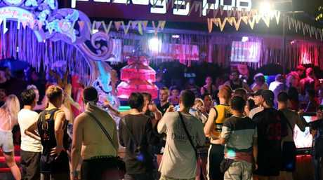 Schoolies are urged to take out travel insurance for Schoolies, especially if they're heading somewhere overseas, like Bali. Picture: Lukman S. Bintoro