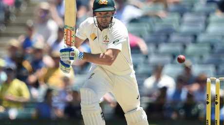 Australian batsman Shaun Marsh is back in the Australian fold.