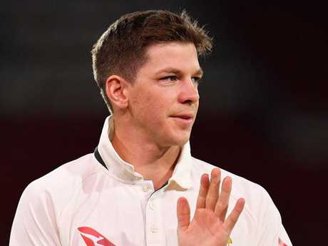 Tim Paine has been selected for the first two Tests.