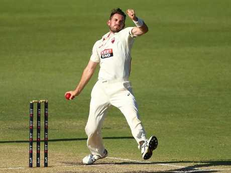 Could Chadd Sayers get a long-awaited baggy green cap?