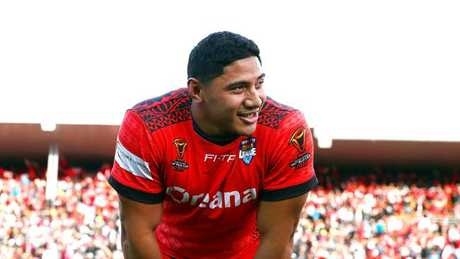 Taumalolo's call to switch to Tonga has been the catalyst for a change of fortune.