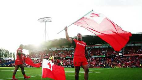 Tonga's come from behind win against New Zealand earned the team an easier finals run.