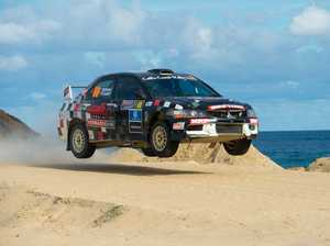 Rally Australia feature stage