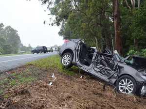 Bruce Hwy crash
