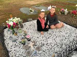 Mourning families told to remove precious items from graves