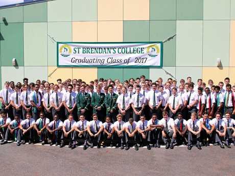 St Brendan's College Seniors 2017