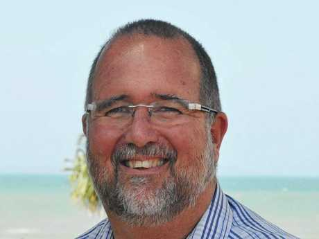LNP Candidate for seat of Keppel Peter Blundell