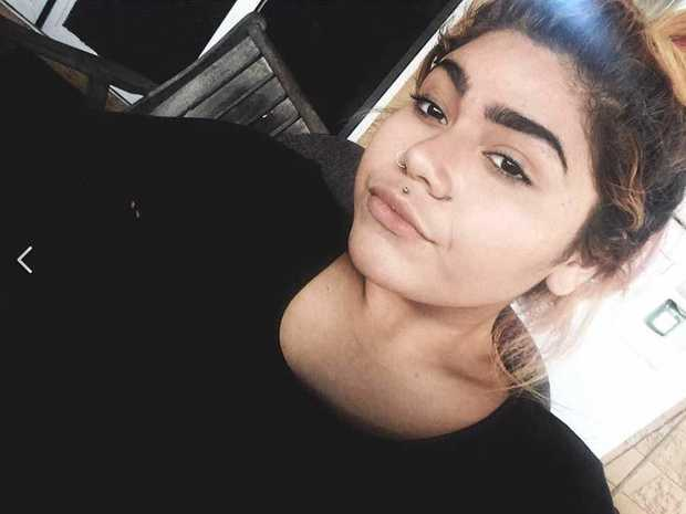 Police are searching for Coast teen Tamika Hamilton-Qumi, who was last seen in Caloundra on November 16.