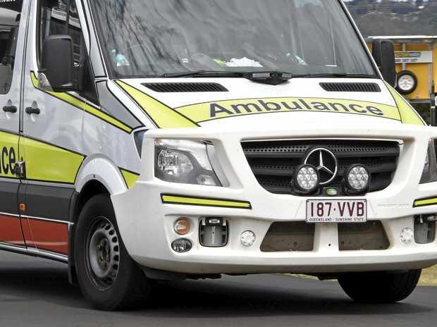 Paramedics assessed five patients at a crash in Erakala.