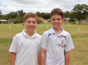 Warwick junior cricket