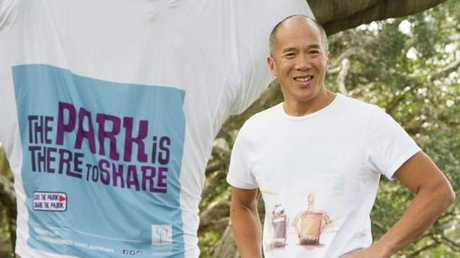 Dr Charlie Teo has ruffled a few feathers in his career. Picture: Newscorp Australia.